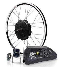 BionX P350 DV, Electronic Assist System, 700, Black Rim, Black Spokes