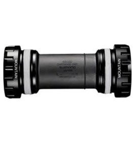 Shimano Shiman, XT BB-MT800, Hllwtech II, BB Shell: 68/73mm, Steel Black, IBBMT800B
