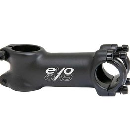 Evo EVO, E-Tec, Stem, 28.6mm, 110mm, +/- 7deg, 25.4mm, Black
