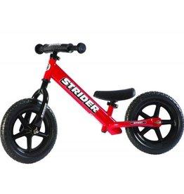Strider Sports Strider 12 Classic Kids Balance Bike: Red