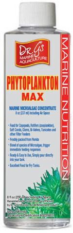 Dr. G's Marine Aquaculture Dr. G's Phytoplankton Max 8 oz