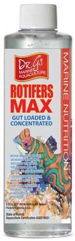 Dr. G's Marine Aquaculture Dr. G's Rotifers Max 8oz