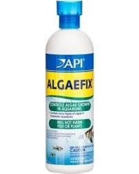 API - Aquarium Pharmaceuticals API ALGAE FIX 16OZ BOTTLE