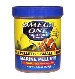 Omega Sea Omega One - Marine Pellets with Garlic
