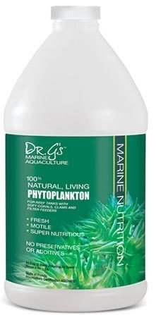 Dr. G's Marine Aquaculture Dr. G's Phytoplankton Blend