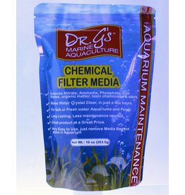 Dr. G's Marine Aquaculture Dr. G's Chemical Filter Media 10 oz (283.5g)