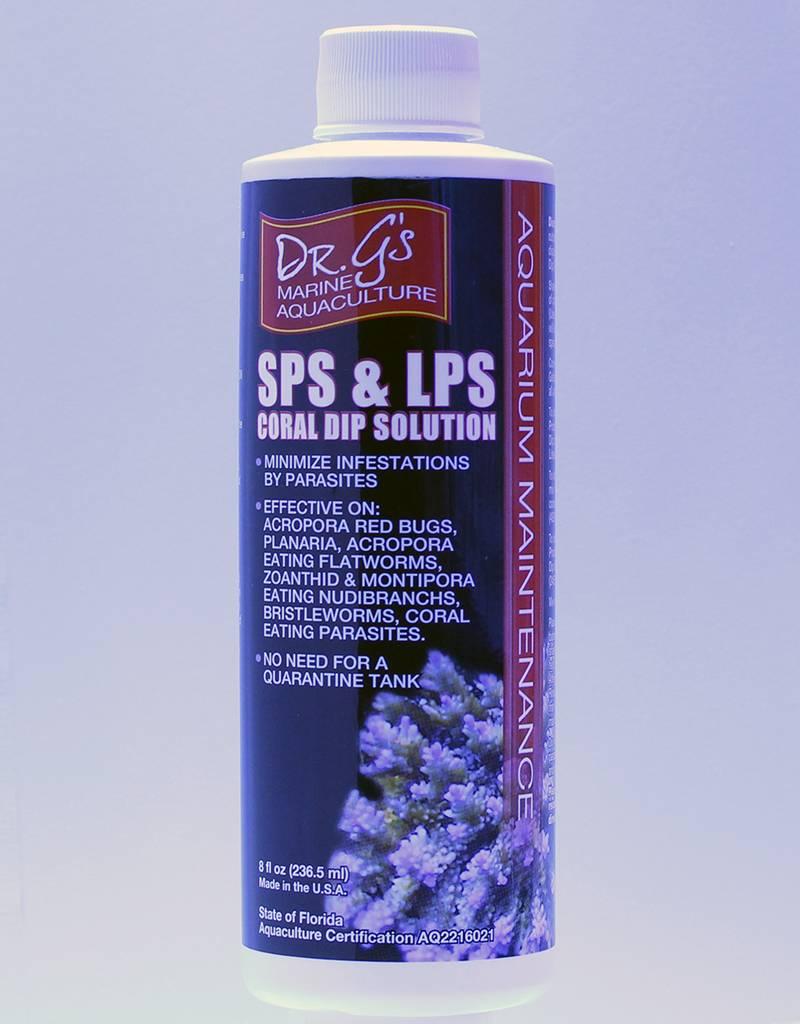 Dr. G's Marine Aquaculture Dr. G's SPS & LPS Coral Dip Solution