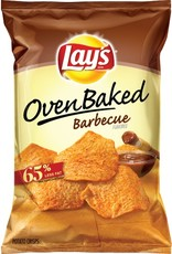 FRITO-LAY/LARGE SINGLE SERVE Baked Lays KC Masterpiece LSS, Bag
