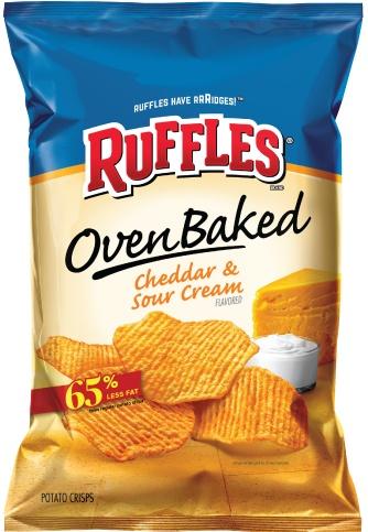 Baked Ruffles Cheddar Amp Sour Cream Rdm Sales Amp Service