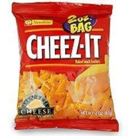 KELLOGG/KEEBLER COOKIE&CRACKER Cheez-its, Big Bag LSS Bag