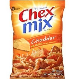 Chex Mix Cheddar Cheese, Bag