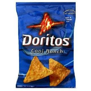 FRITO-LAY/LARGE SINGLE SERVE Doritos Cool Ranch, LSS Bag