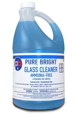 Glass Cleaner, Purebright 1 Gallon Jug