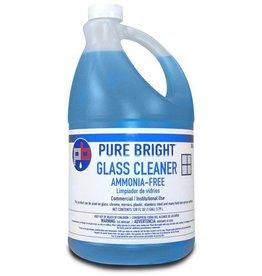 Glass Cleaner, Purebright 1 Gallon Jug