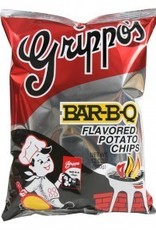 BREAKTIME DISTRIBUTING Grippos BBQ Chips SS Bag