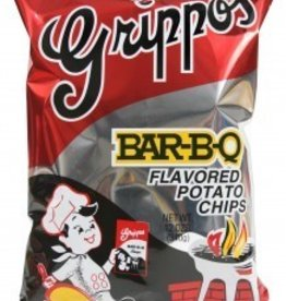 BREAKTIME DISTRIBUTING Grippos BBQ Chips SS Bag