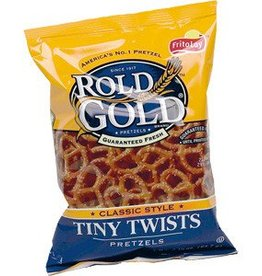 FRITO-LAY/LARGE SINGLE SERVE Rold Gold Tiny Twists LSS Bag