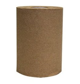Roll Towel, Brown 6/800ft. Case