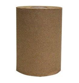 Roll Towel, Brown 6/800ft. Case