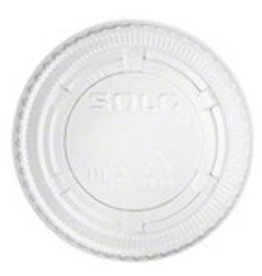 Solo Cup Souffle Lids, 2 oz. 125 ct. Sleeve
