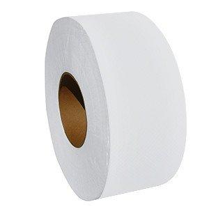 Toilet Tissue Jumbo Roll 2ply 12 1000 Case
