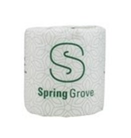 Toilet Tissue, Spring Grove 2ply 96ct. Case