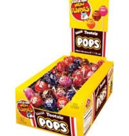 TOOTSIE ROLL Tootsie Pops, Assorted 100ct. Box