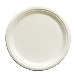 "Plates, 10"" Round  PL-10 125ct. Sleeve"