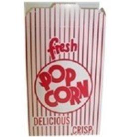 Popcorn Box 3.5lb.E H&E  (500ct)