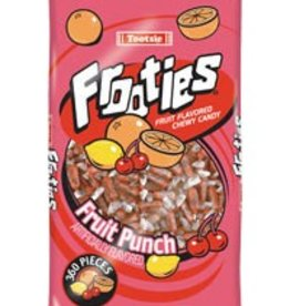 TOOTSIE ROLL Frooties, Fruit Punch 360ct. Bag