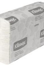 C-fold Towels,  White Kleenex (01500) 16/150ct. Case