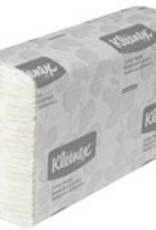 Kimberly-Clark C-fold Towels,  White Kleenex (01500) 16/150ct. Case