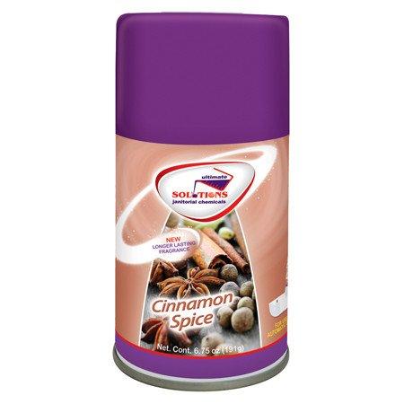 Air Freshener, Ultimate Cinnamon Spice 6.75oz. Can
