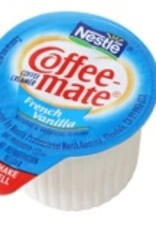 Creamer, Liquid French Vanilla (CoffeeMate) 180ct. Box