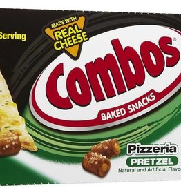 Combos, Pizzeria Pretzel 18ct. Box
