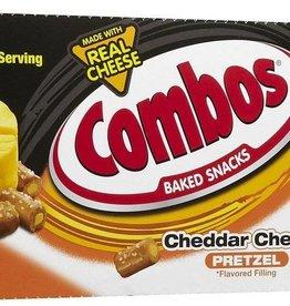 Combos, Cheddar Cheese 18ct. Box