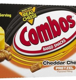 MARS CHOCOLATE NORTH AMERICA Combos, Cheddar Cheese 18ct. Box