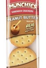 FRITO-LAY/CRACKER SNACKS Crackers, Munchies PB on Toasty Cracker 8ct. Box