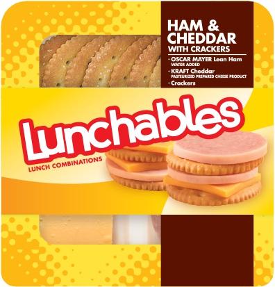 Lunchables, Ham & Cheddar