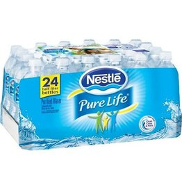 Nestle Pure Life Water 24/16.9oz. Case