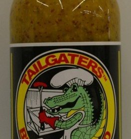 Tailgaters Beer Mustard Garlic 15oz. Bottle