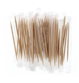 Cello-Wrapped Toothpicks Tooth Picks, Mint Cell-O-Wrap 1000ct. Box