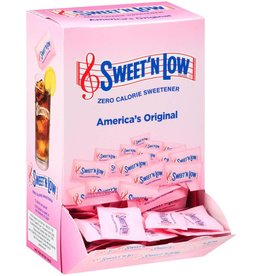Sweet' N Low, 0 Calorie Sweetener Pkts. 400ct. Box