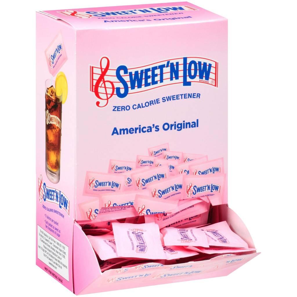 Sweet N Low 0 Calorie Sweetener Packets Rdm Sales