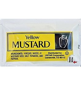 Mustard, Packets 200/4.5gm Box