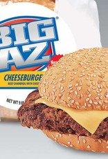 Advance Pierre Foods Big Az Cheeseburger Sandwich