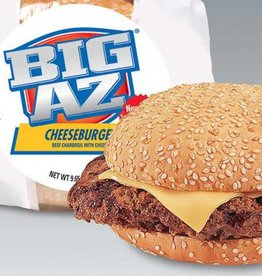 Big Az Cheeseburger Sandwich