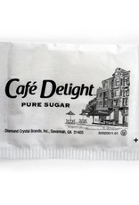 Diamond Crystal Sugar Packets, 2000ct. Case