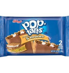 KELLOGG/KEEBLER COOKIE&CRACKER Pop Tarts, S'mores 6ct. Box