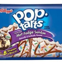 KELLOGG/KEEBLER COOKIE&CRACKER Pop Tarts, Hot Fudge Sundae 6ct. Box